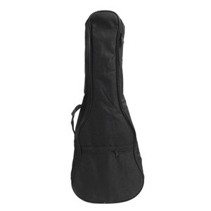 21 23 24 26inch Black Adjustable Ukulele Guitar Gig Bag Uke Carry Backpack