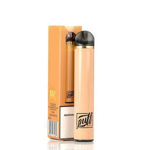 Caliente Puff Xtra Xtra dispositivo desechable de Pod Kit 1500 Puffs precargada 5,0 ml Cartucho de Vape batería vacía Pen VS Bar Aire Plus Glow Flow