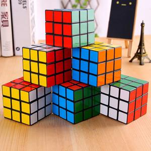 5,3 cm Puzzle Cube Magic Rubik Jeu d'apprentissage Cerveau Éducatif Strom Enfants jeu Décompression Enfants Jouets Bon cadeau Jouet