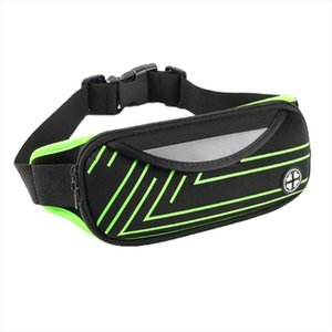 Sell at a loss! Fashion Unisex Sport Waist Bag Men Waterproof Waist Belt Bum Pouch Fanny Pack Women Running Hiking