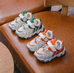 Boys High Quality Super Light Soft Children Casual Shoes Kids Footwear Rubber Girls Sport Shoes Unisex Kids Sneakers
