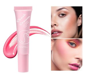5-color liquid blusher vitality pink lightweight waterproof durable and natural