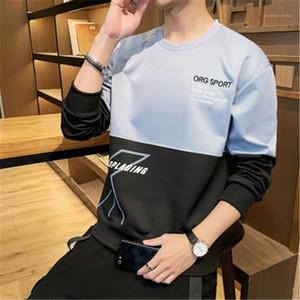 Designer Autumn Winter Crew Neck Sweater Couple Clothing Fashion Casual Loose Apparel Sweatshirts Man Long Sleeve T-shirt Korean Trend