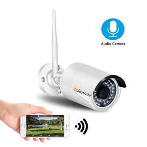 Wireless IP Camera 1080P 2MP Home Security Camara Wifi Outdoor Video Surveillance Wi fi IP P2P Audio System Onvif HD TF Card