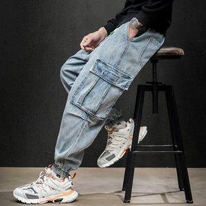 2020 nuova primavera Macheda tasca utensili caviglia legata e N8018-P55 2020 nuova primavera Macheda utensili grande tasca ank uomini grandi dimensioni uomo di grandi dimensioni
