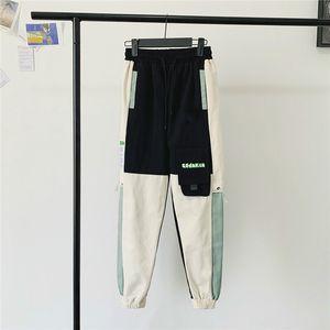 Mens Sweatpants Joggers Running Sports Jogging Pants Men Trouser Tracksuit Gym Pants Fitness Bodybuilding Male Cargo Trousers 6506