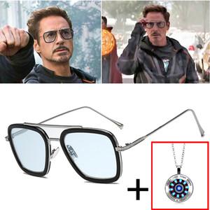 AOZE Fashion Flight Style Sunglasses Men Square Brand Design Sun Glasses UV400 Retro male