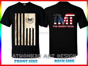Mayweather VS CONOR MCGREGOR T-shirt The Money TEM Mayweather ŞİRKET GÖMLEK