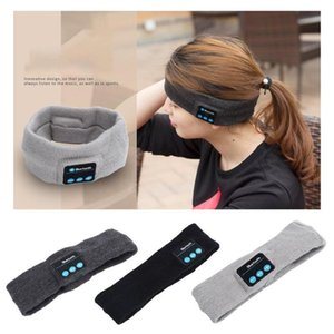 Yoga Running Breathable Sweatband Sports Headband Headphone Bluetooth Wireless Hairband Sports Accessories