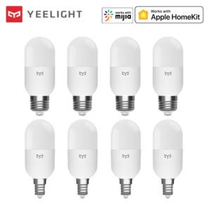 Yeelight Color Temperature Bulb M2 Bluetooth Mesh E14 E27 Smart LED Light Dimmable App Control 4W 220V Work with Homekit Mi Home