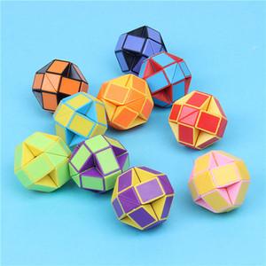 Cube intelligenza precoce educazione gioca all'ingrosso di Mini 24-sezione di vendita caldo magico di varietà righello per bambini Educational sferica Rubik