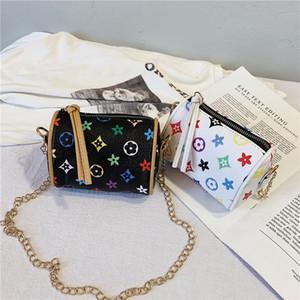 جيد النوعية 2020 Luxurys المصممين حقائب الاطفال لويس حقائب منصة CROSSBODY حقيبة على ظهره فتاة لعيد الميلاد هالوين هدية عيد ميلاد محفظة