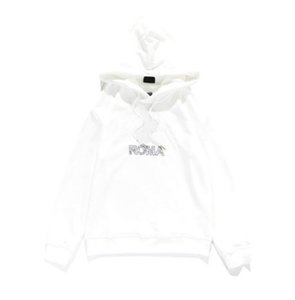 Letters Embroidery Hoodies for Men Women Sweatshirt 20FW Spring Autumn Women Hoodie Homme Pullovers Streetwear Hooded 3 Colors Size M-2XL