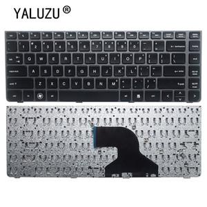 YALUZU New US Para Probook 4330s 4430s 4431S 4435S 4436S Laptop Teclados Inglês