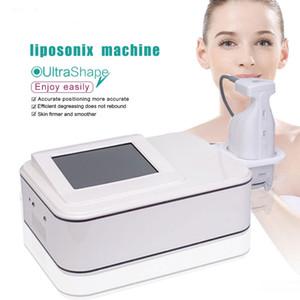 Portátil LipoSonix Sliming máquina celulite remoção Loss Máquina de ultra-som Body Shaping Peso Fat Reduzir Valeshape LipoSonix Máquina