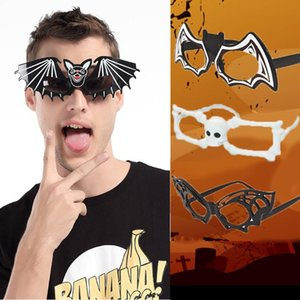 Halloween Spectacles Costume Party Funny Glasses Pumpkin Spider Web Frightening Party Gift Halloween Accessories