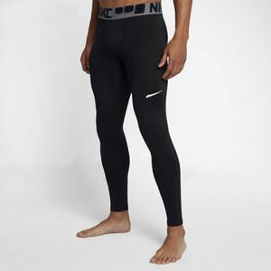 Hommes en cours Pantalon Yoga Cadrage Skinny Lettre Sport Joggers Motif taille élastique Hommes Respirant Pantalon pour gros