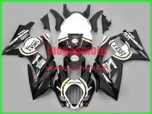 Инъекции обтекатели комплект + 7 Бесплатные подарки для SUZUKI K7 GSXR1000 GSXR 1000 07-08 SUZUKI GSXR1000 2007/2008 K7 ABS кузовных #black LUCKY # E82V5