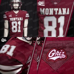 2020 Montana Grizzlies 11 DALTON Sneed 12 KRIS KAHVE 21 MARCUS KNIGHT 99 ALEX GUBNER 2 camron HUMPHREY Jed Nagler NCAA Football Jersey