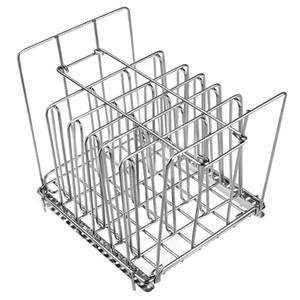 Stainless Steel Sous Vide Rack e 11L Sous Vide Fogão Containers Define destacável divisores Separator para imersão circuladores