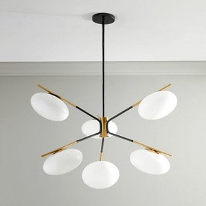 Nordic Post Modern Living Room Pendent Lamp Luxury Simple Designer Simple Creative Pendent Lights Bedroom Dining Room Children Room Study