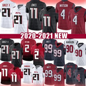 11 Julio Jones 21 Todd Gurley II 4 Deshaun Watson J.J. Watt Jersey Matt Ryan Sanders Jadeveon Clowney Atlanta