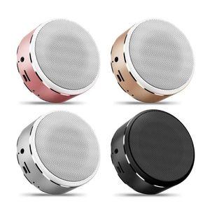 A8 Stereo Music Portable Mini Speaker Wireless Hifi Speaker Subwoofer Loudspeaker Audio Gift Support TF AUX USB car
