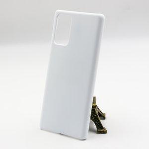 DIY 3D Blank сублимации крышка чехол для Samsung Примечание 20 M01 M31 M51 A70E 300pcs / LOT