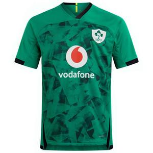 Nuevo 2020 2021 de rugby del equipo nacional Jersey Fiji Escocia Gales Toulon sarracenos Francia Irlanda camisa de los hombres de Rugby 7 s-5XL