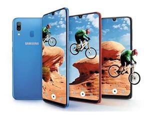 Recuperado Original Samsung Galaxy A30 A305F Octa Núcleo 4GB / 64GB 6.4 polegadas 16MP Dual Sim 4G LTE