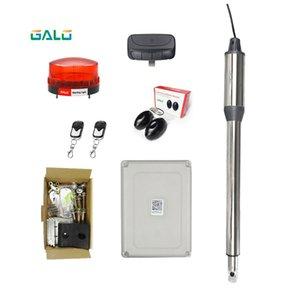 único balanço porta Opener Kit - controle 2 LIVRE Remotes, controles remotos do carro / kit solar / gate opcional bloqueio