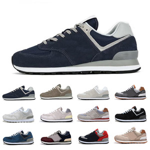 new balance 574 nb 574 OG Fashion men womem casual shoes Classic Grey Navy White Pride mens trainers platform outdoor sports sneakers chaussures zapatos scarpe