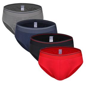 4pcs lot Hot Sale Cotton Man Briefs Male slip Underwear Cueca Underwear Briefs Man Underpants Sexy Men Calzoncillo