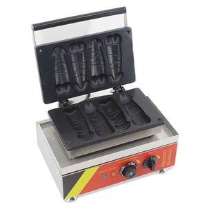 2020 vendita calda tipo elettrico del pene maschile waffle, hot dog pene creatore della cialda di ferro Macchina Baker
