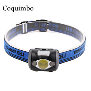 Coquimbo Mini-Scheinwerfer LED LED-Streifen-Licht 4 Modi Scheinwerfer Fackel Lanterna Scheinwerfer für Camping Jagd