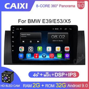 For X5 E39 E53 1999 2000 2001 2002 2004-2006 Car Radio Multimedia Video Player GPS Android 9.0 2GB Navigation 2Din Dvd car dvd