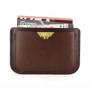 2020 Fashion genuine leather men wallet Leisure women wallet leather purse for men card holders wallet free C6163