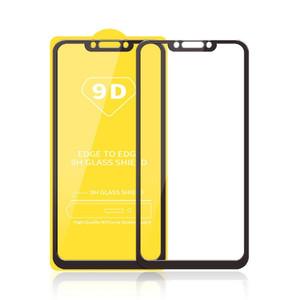 Schermo Full Cover 9D vetro temperato Protector AB colla Bordo per Galaxy A10S A20S A30S A40S A50S A60S A70S A80S 200pcs Samsung A90S M30S