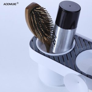 Storage Hair Practical Accessories Shelf Drier Shower Rack Blow Brushes Plastic Dryer Makeup Bathroom Holder Organizer Wall NYtGt yh_pack