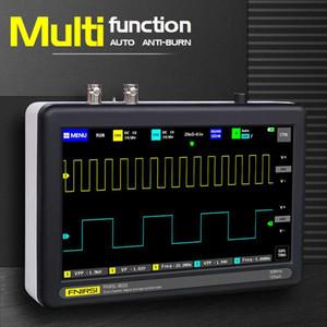 الذبذبات الرقمية قرص الذبذبات عرض النطاق الترددي مزدوجة القناة 100M 1GS معدل أخذ العينات لوحة مصغرة الرقمية