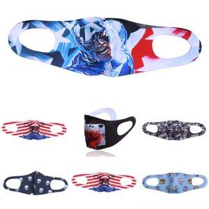 Starry Bane TraspibileHallowen Masks Movie for Props Skull The Latex Fullhead Knight Mask Fzzyw Cosplay Sky Sky Clown MHTAK