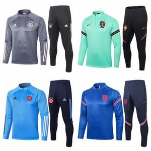 2019 2020 Netherlands Germany Belgium Алжир футбол костюм Survetement 19 20 Алжир беговая Mahrez Майо де нога BOUNEDJAH футбол спортивный костюм спортивная одежда набор