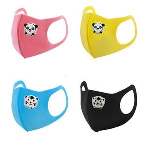 with Face Masks Childrens Breathing Design Valve Boys and Girls Sponge Smog Breathable Dustproof Student Mask Xd23488 Rnjxp