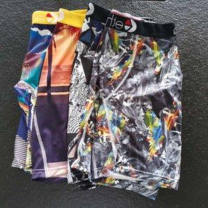 La marca de última moda en los estilos Promoción! Azar deportes ropa interior del boxeador de hip hop roca especial de la calle del monopatín de la ropa interior de los hombres de Ethika