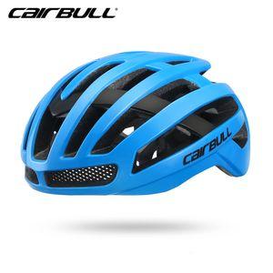 Yeni Stil CAIRBULL VELOPRO MTB Yol Bisikleti Hafif Nefes Konfor Yarışı Bisiklet Kaskı Casco Ciclismo