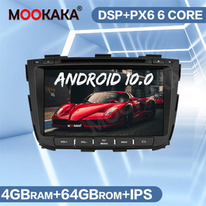 Android 10 Car GPS Navigation For KIA SORENTO 2013-2020 Multimedia Player Radio Tape Recorder Head Unit PX6 Auto Stereo Carplay car dvd