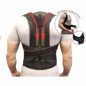 XXXL Posture Corrector Back Support Belt Orthopedic Posture Corset Back Brace Support Back Straightener Adjustable Shoulder Wrap