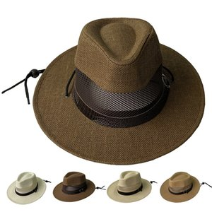 Ymsaid Summer Casual Hats Women Fashion Letter M Jazz For Man Beach Sun Straw Panama Hat Wholesale And Retail