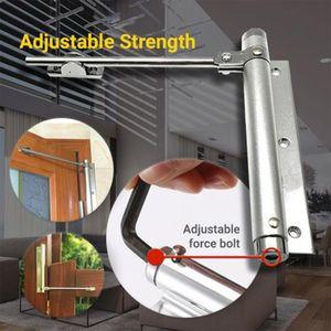 Porte Closer ressort unique automatique de porte réglable en acier inoxydable Closer Accueil Outils de Closers Accueil de supplies25