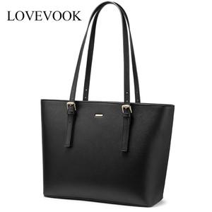 LOVEVOOK women laptop bags large capacity shoulder bag for ladies Office handbags female Tote bag for work school minimalist